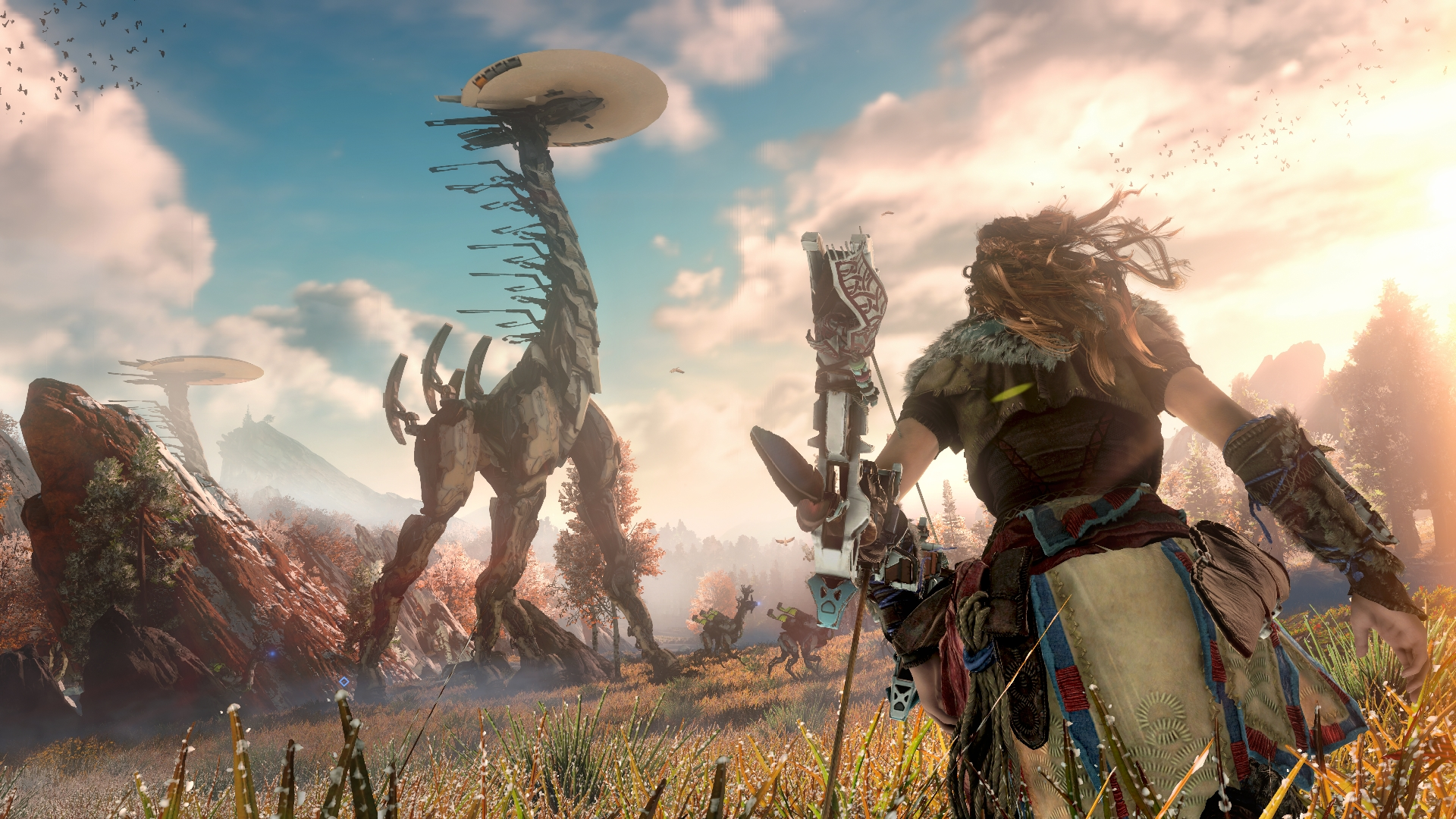 Horizon Zero Dawn Global Sales Are Huge! Exceeding 2.6 Million!!