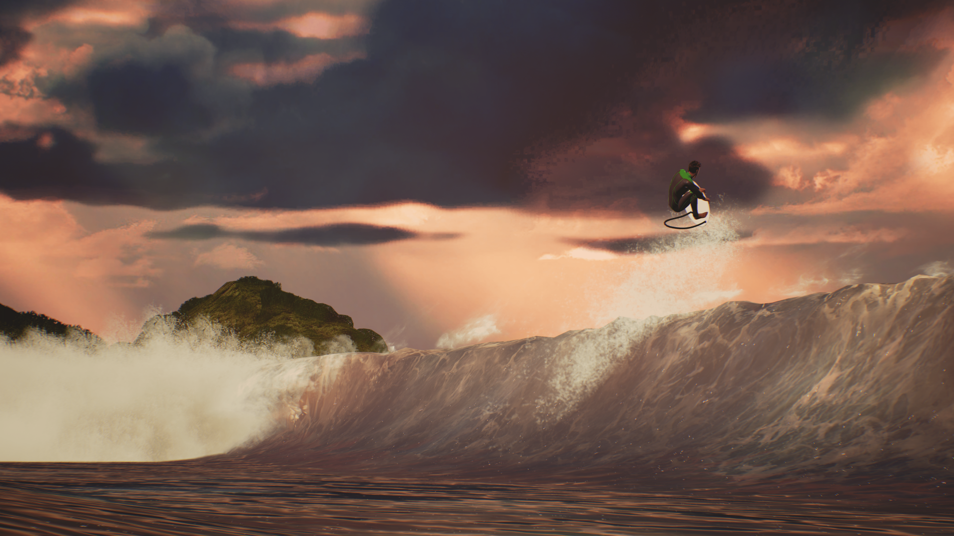 Debut Gameplay Trailer For Surf World Series