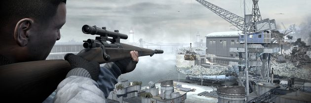 New Sniper Elite 4 Content Now Available