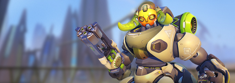 Introducing Overwatch's newest hero Orisa