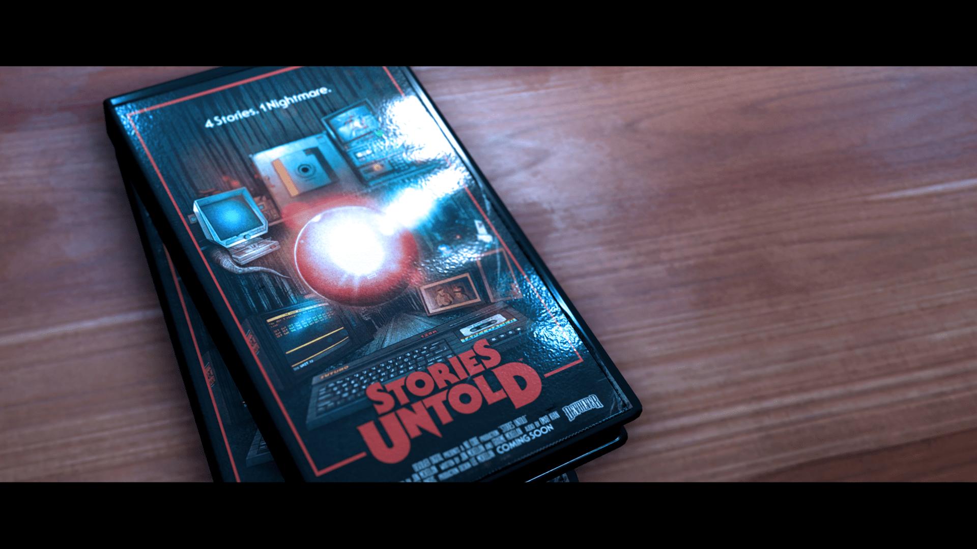 Review: Stories Untold