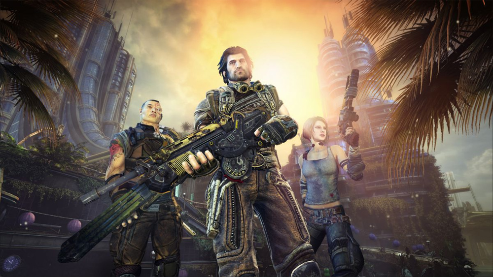 BulletStorm Full Clip Edition Launch Trailer Brings The Crazy