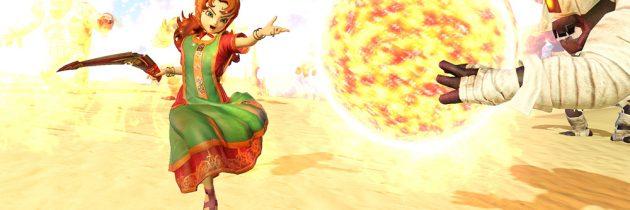 Meet The Heroes Of Dragon Quest Heroes II