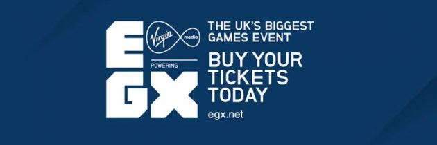 EGX 2017 Tickets Now On Sale