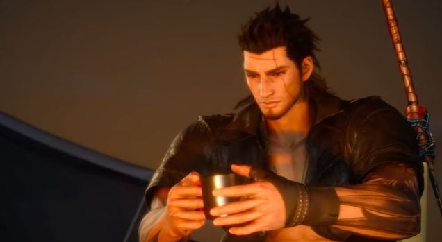 Gladiolus Stars in Final Fantasy XV DLC Episode