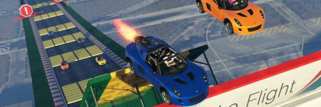 GTA Online Gets Wilder! Hijak Ruston Now at Legendary Motorsport plus Special Vehicles Come to the Stunt Race Creator