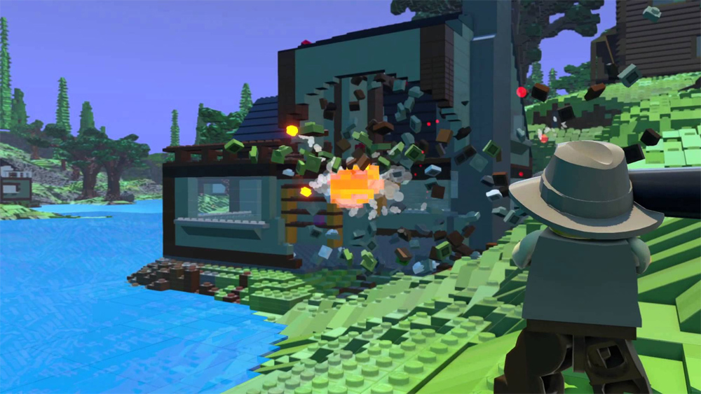 One Hour Tour: LEGO Worlds