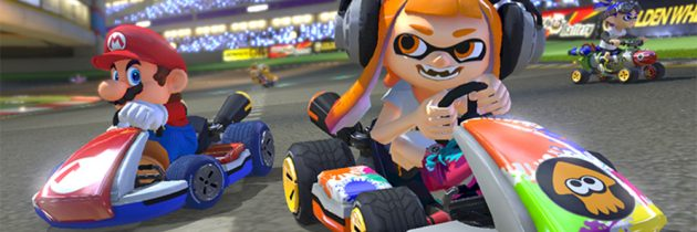 Mario Kart 8 Deluxe Races To Switch Next Month