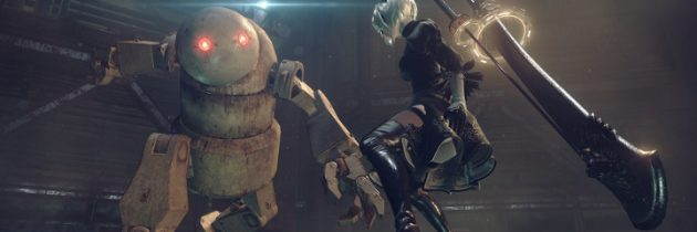 New Trailer NieR Automata Highlights RPG Elements