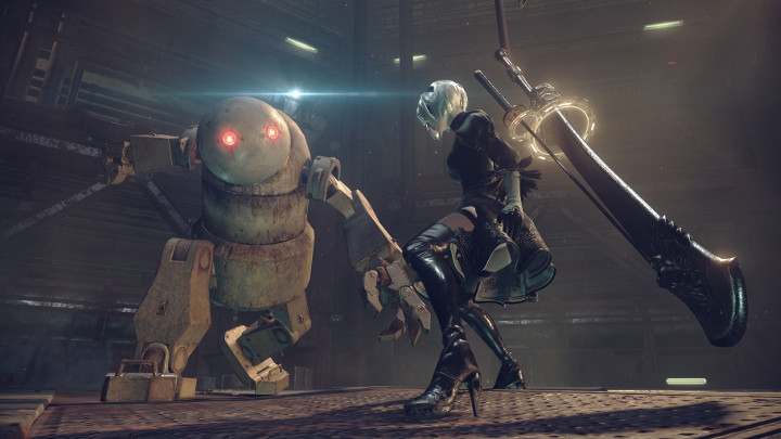 NieR: Automata Has Some New Content Coming