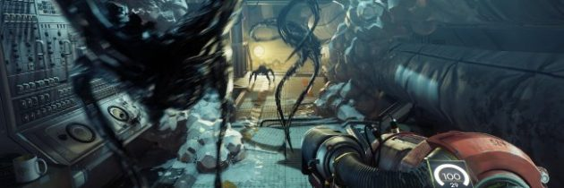 Prey's alien beasties look rather beastly in new video