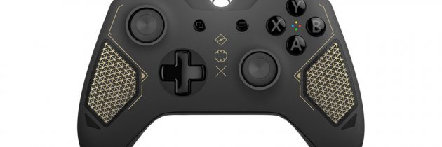 "Microsoft Reveal the Snazzy New ""Tech"" Controller Series"
