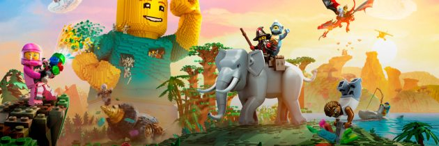 On March 10th, Get Ready to Build Your Own Adventure in Lego Worlds