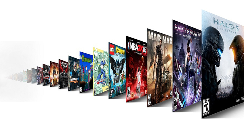 130+ games announced for the Xbox One X