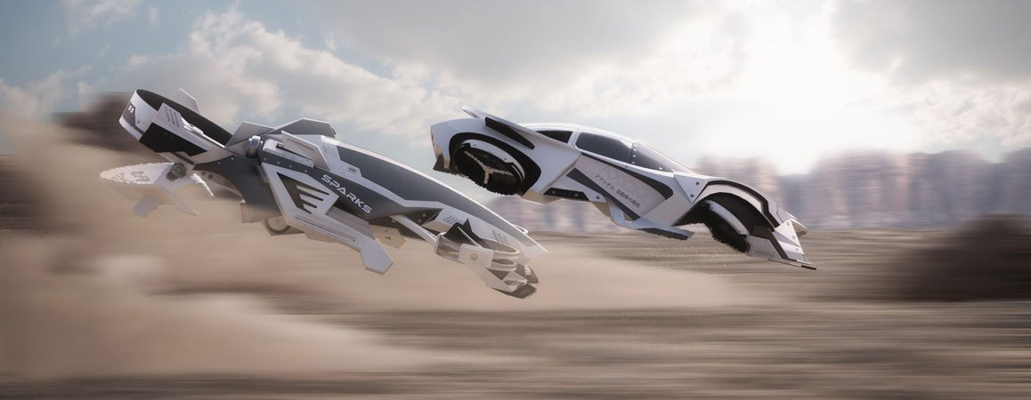 Hands-on with Mantis Burn Racing's new DLC packs