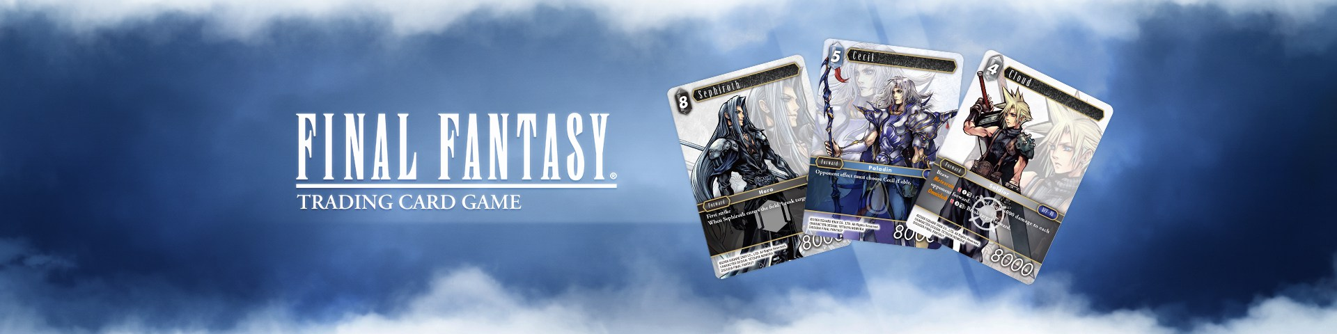 Final Fantasy Trading Card Game sales reach staggering heights