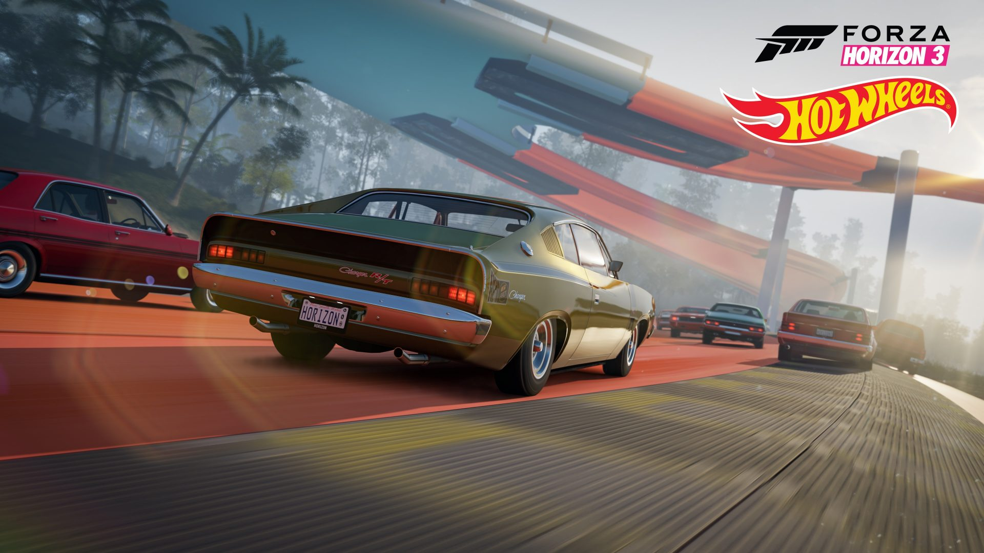 Hot Wheels Expansion Announced For Forza Horizon 3