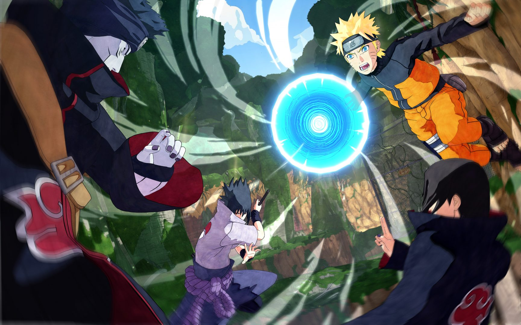 Get Ready for 4 vs 4 Ninja Battles in Naruto to Boruto: Shinobi Striker