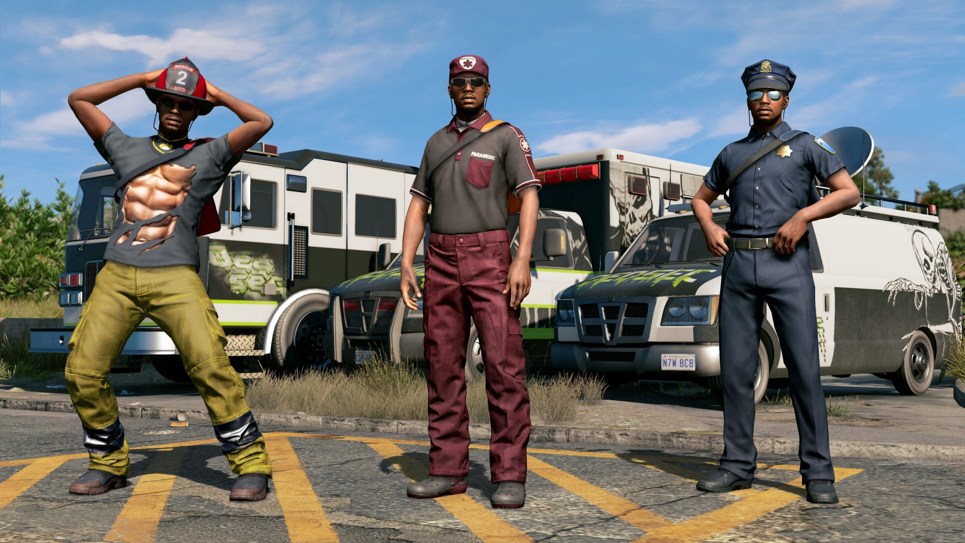 New Watch Dogs 2 Content Now Available