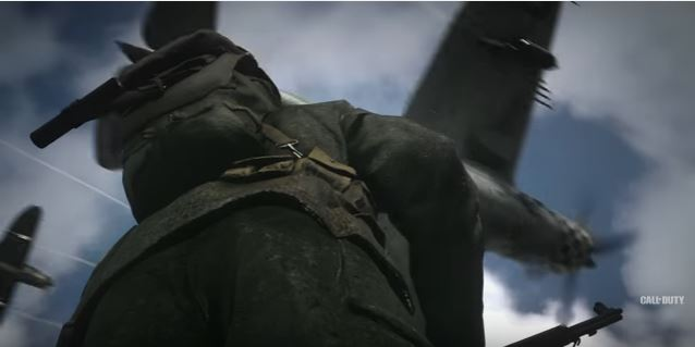Call of Duty WWII Got an Official Reveal Yesterday