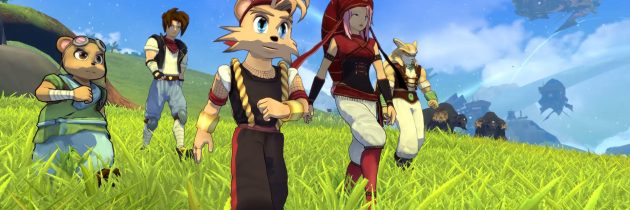 Review: Shiness: The Lightning Kingdom