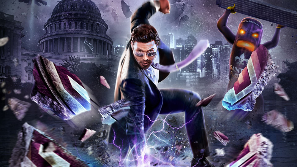 One Hour Tour: Saints Row IV: Re-Elected