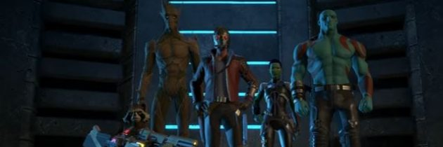 Telltale's Guardians of the Galaxy Episode One is out today