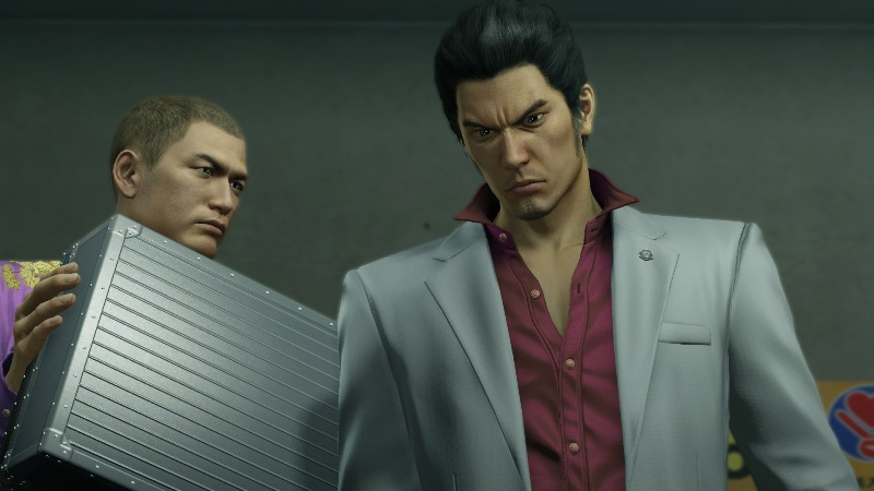 Yakuza Remake Releases This August