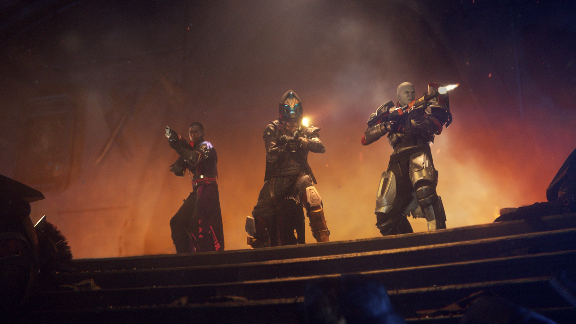 Destiny 2: Pre-Order Now to Wield the Coldheart Exotic Trace Rifle