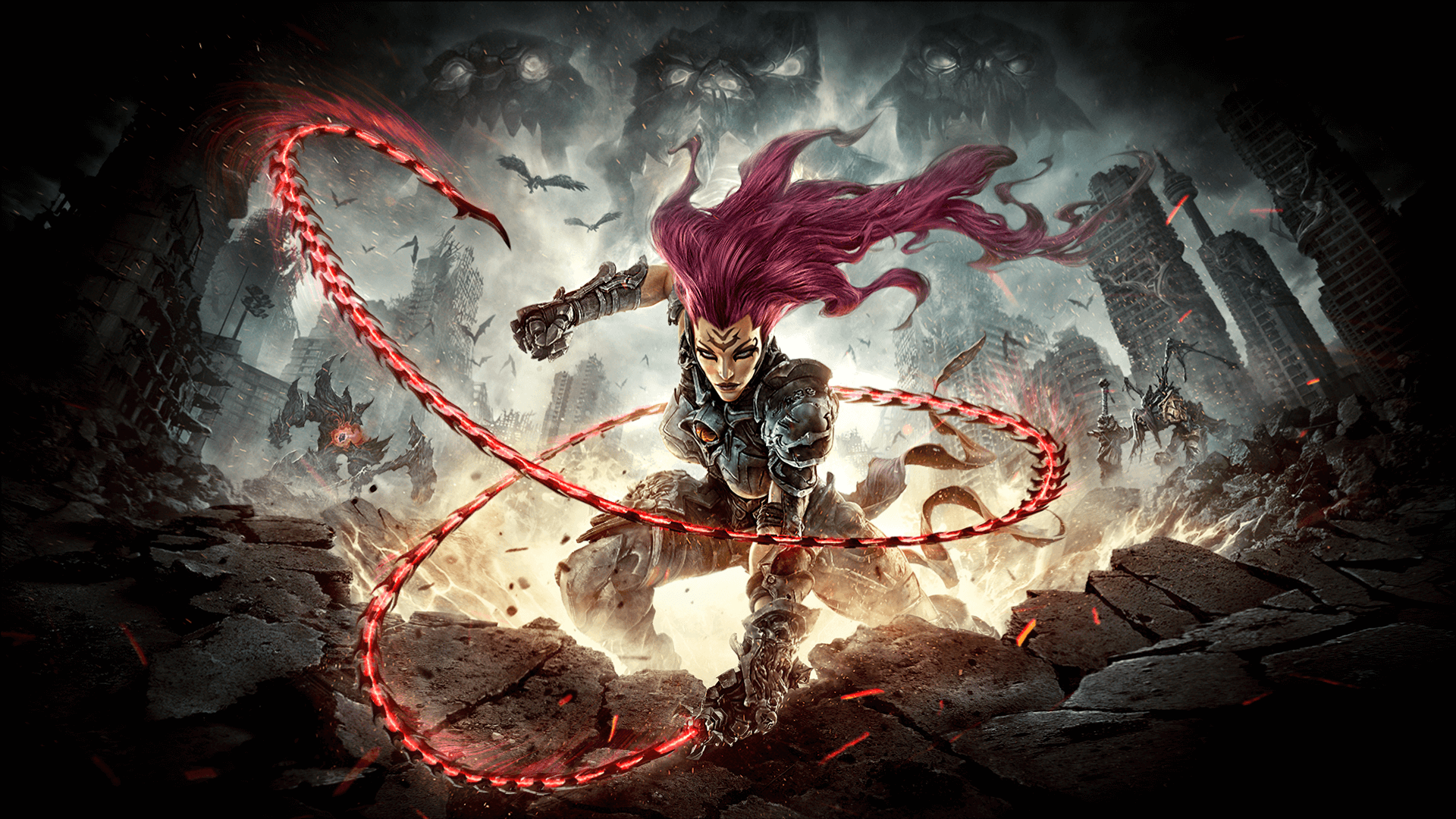 Finally, Darksiders 3 Announced and Coming in 2018 for PS4, Xbox One and PC!