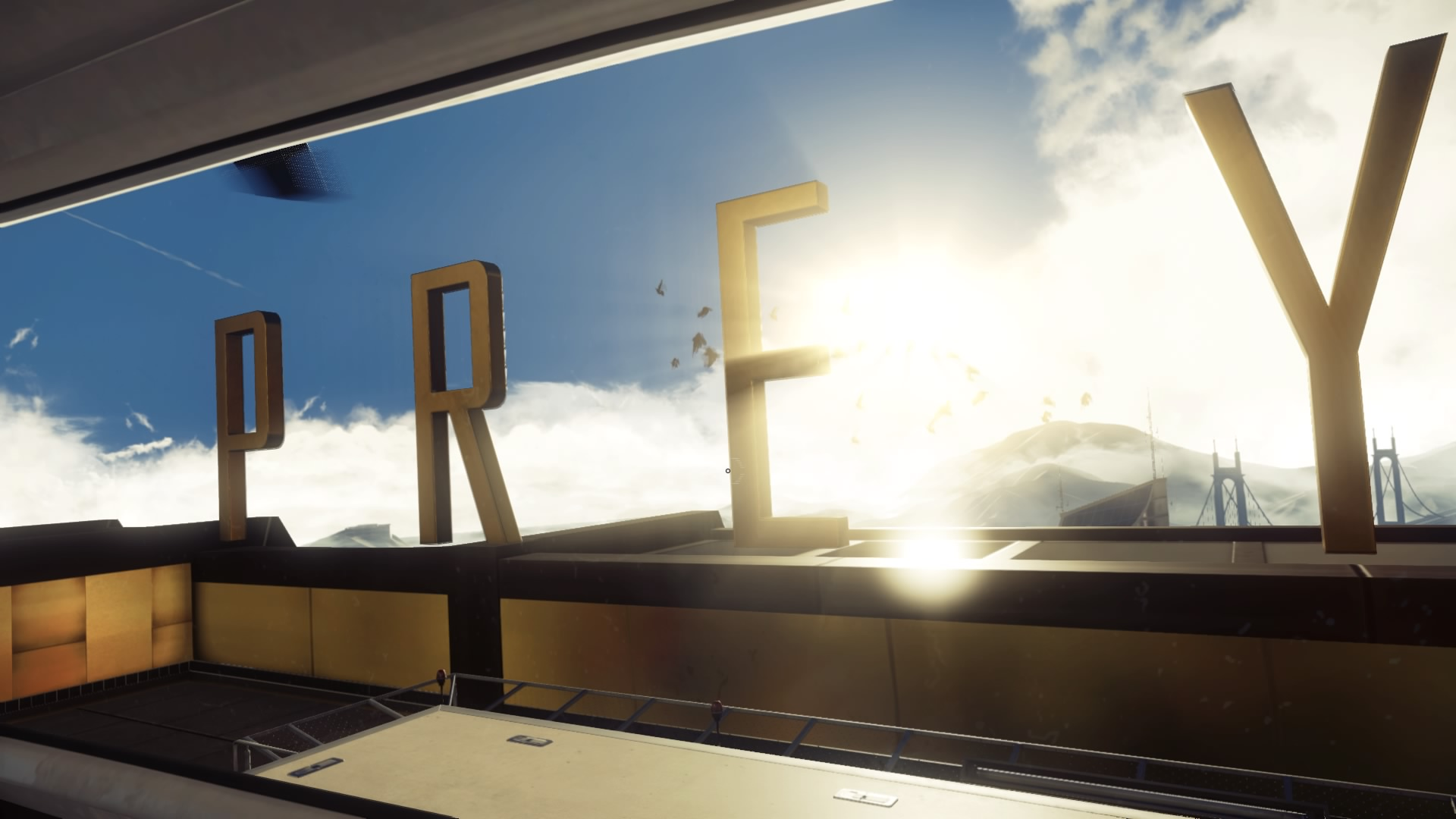 Prey's launch trailer is here and it's not a Mimic