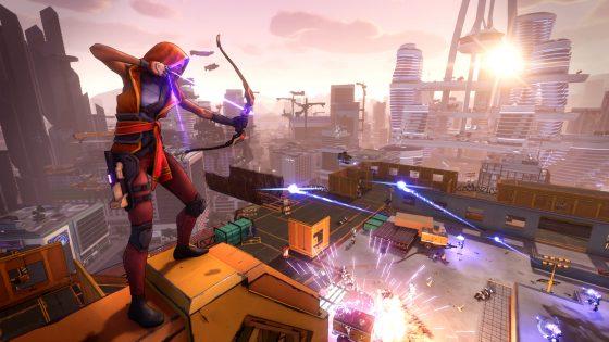 New Agents of Mayhem trailer showcases the game's crazy shenanigans