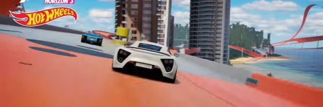 Forza Horizon 3's Hot Wheels Expansion is Out Today