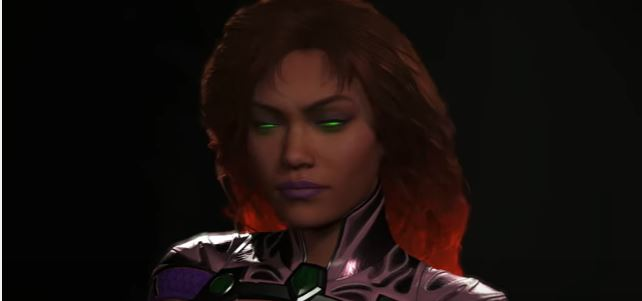 Injustice 2 Reveals First DLC Characters