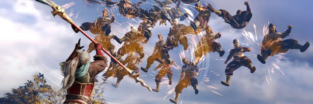 Koei Tecmo announces Dynasty Warriors 9