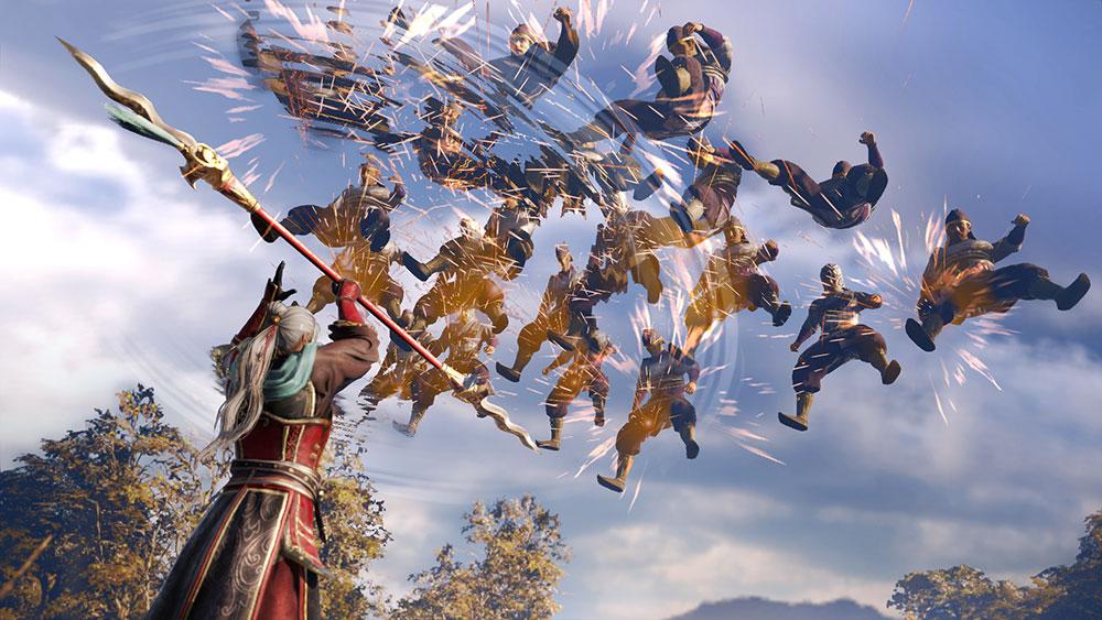 Koei Tecmo announces Dynasty Warriors 9