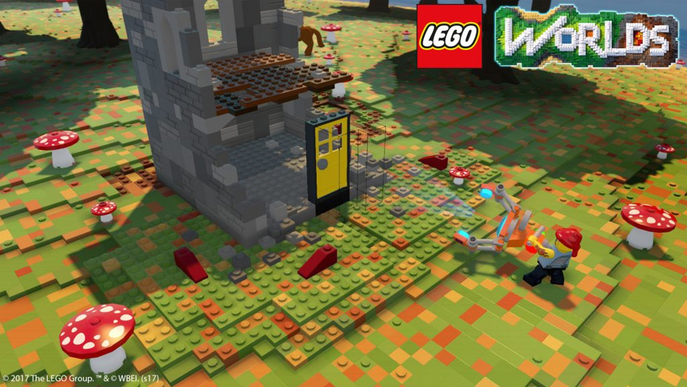 New Update Brings Sandbox Mode To LEGO Worlds