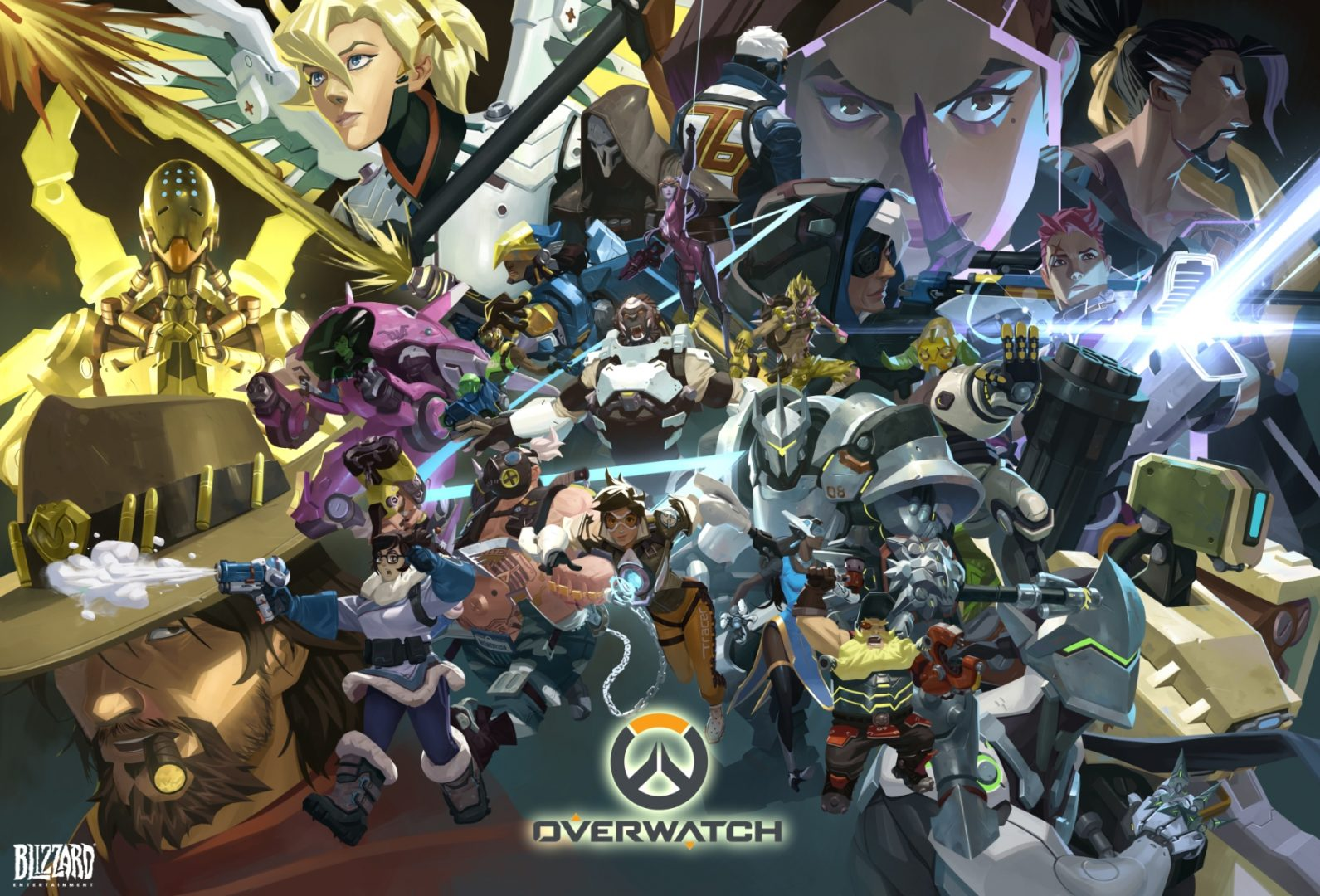 Overwatch Anniversary Celebrations Begin May 22nd