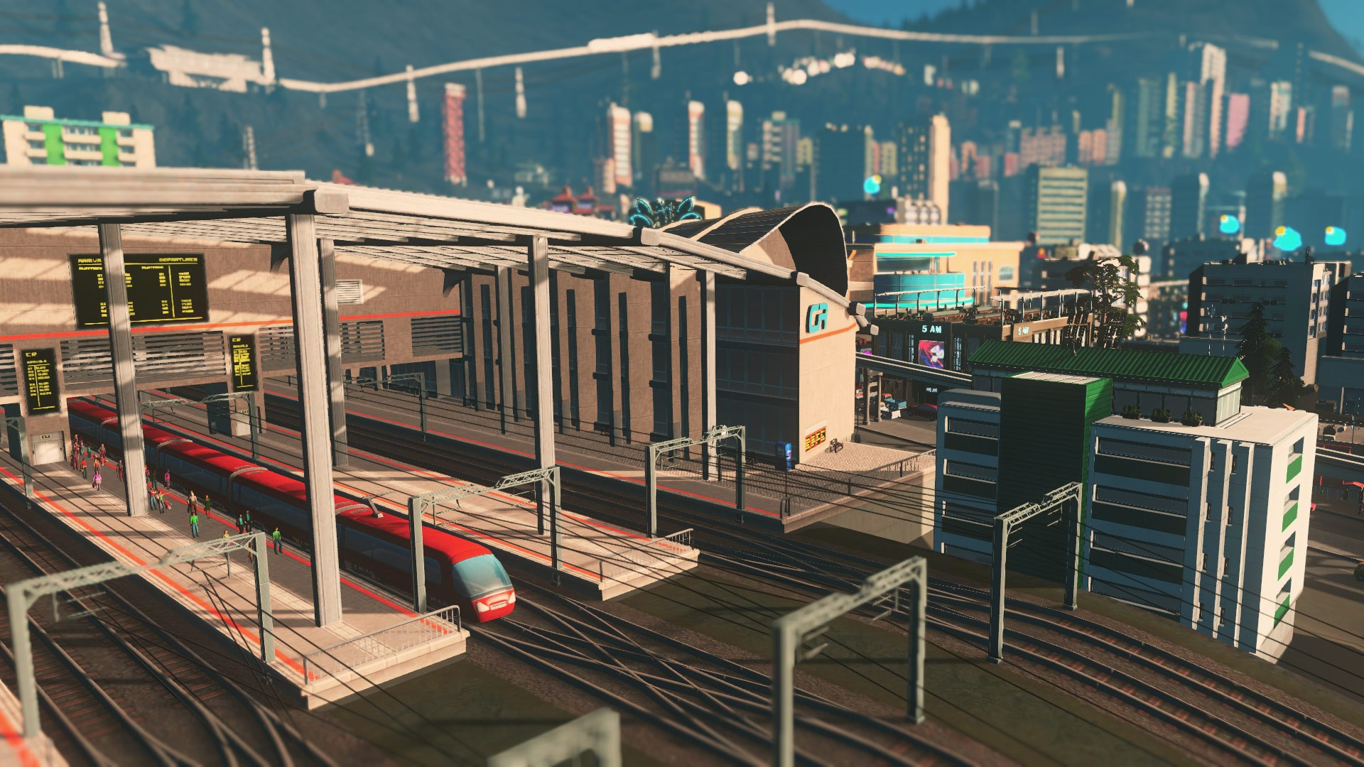Review: Cities Skylines – Mass Transit