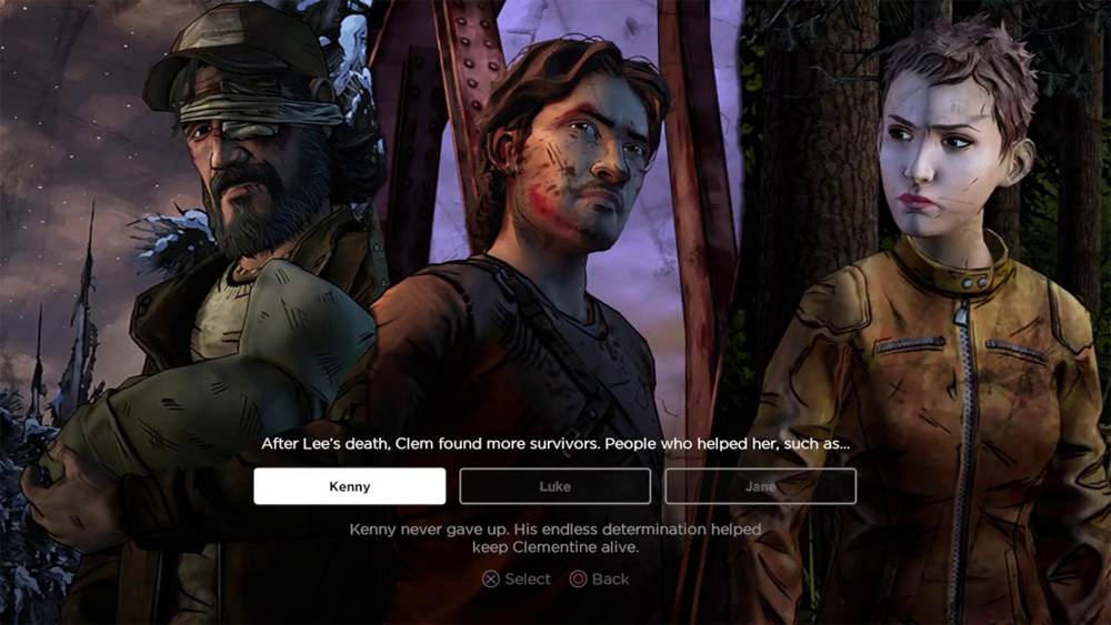 The Walking Dead: A New Frontier Finale Now Available