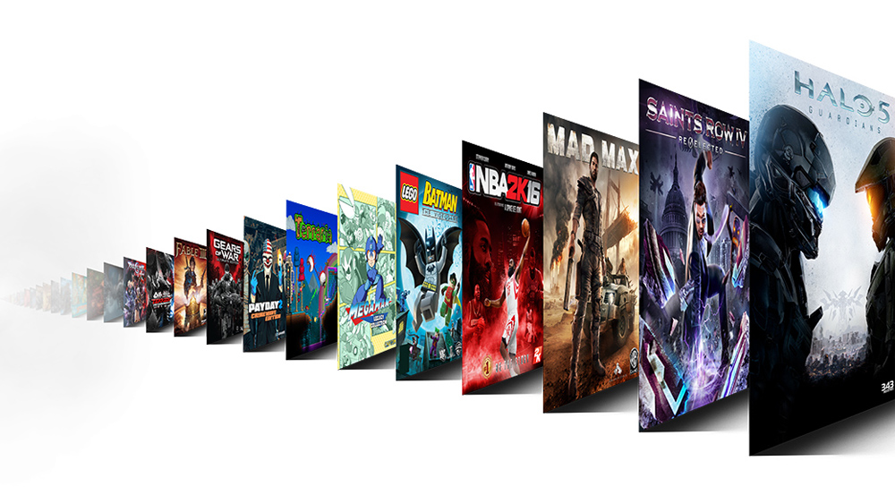 Xbox Game Pass Launches June 1st