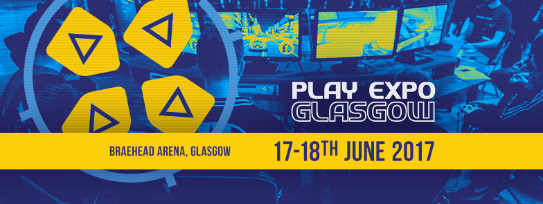 Replay Events Announces The Return of Play Expo Glasgow