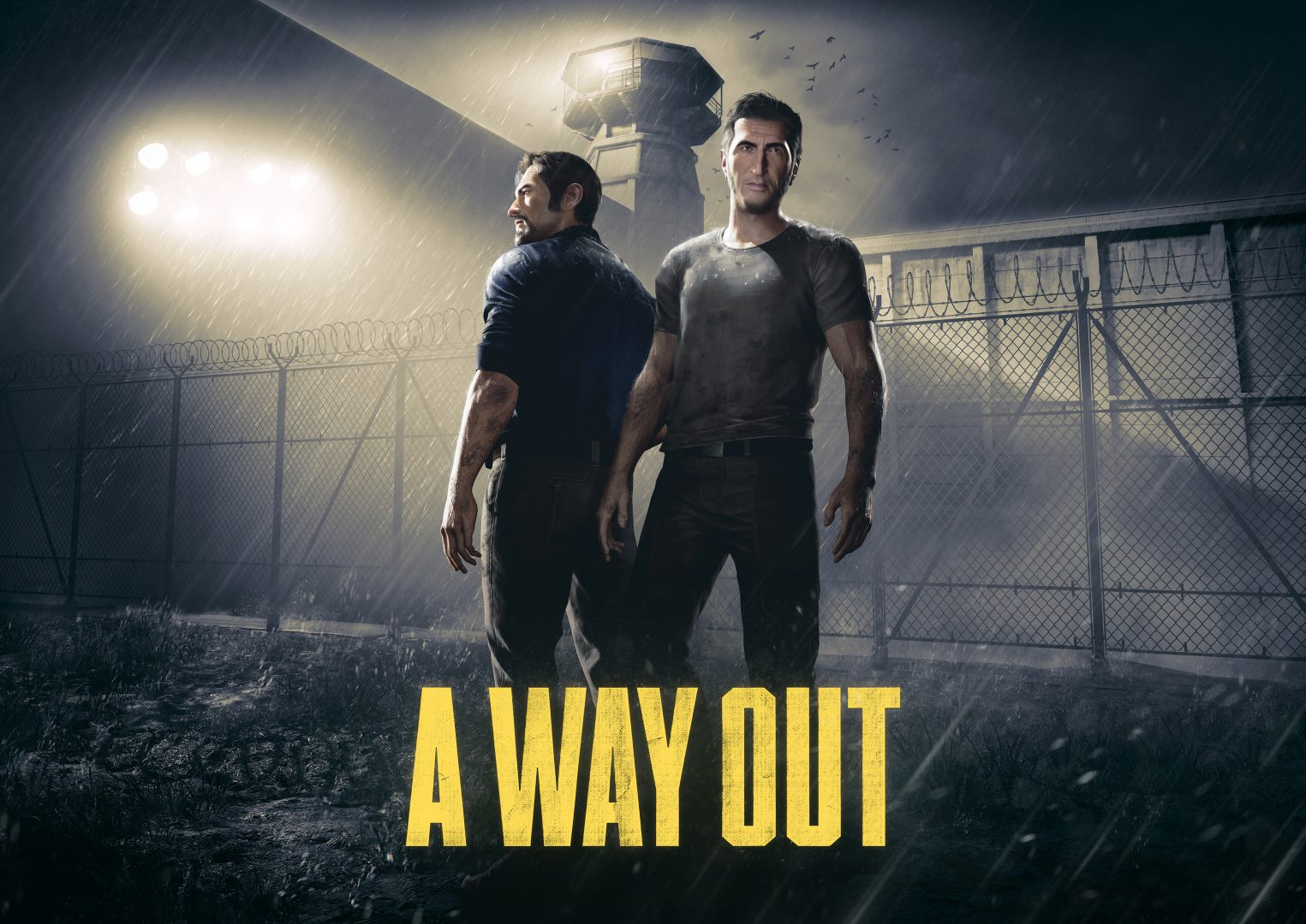 Escape Together: A Way Out is Now Available