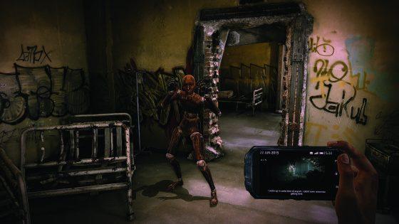 Puppets in an asylum