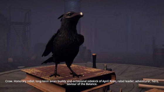 Crow Dreamfall Chapters