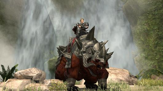 Stormblood mount