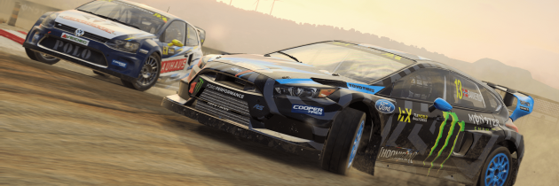 DiRT 4 launches this Friday