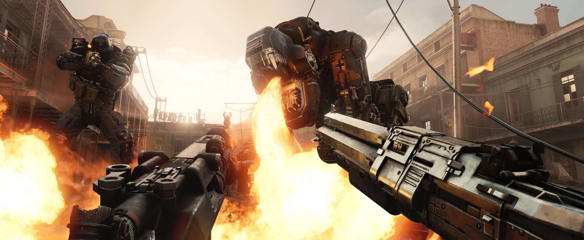 Wolfenstein 2: The New Colossus Perks Guide