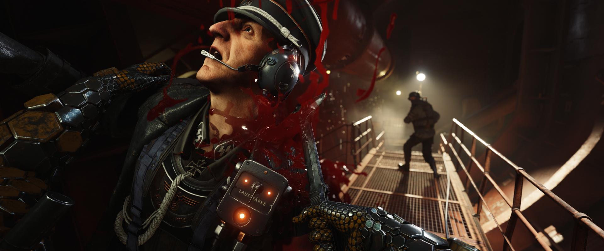 E3 2017 Bethesda Land: Wolfenstein 2 The New Colossus Announced!