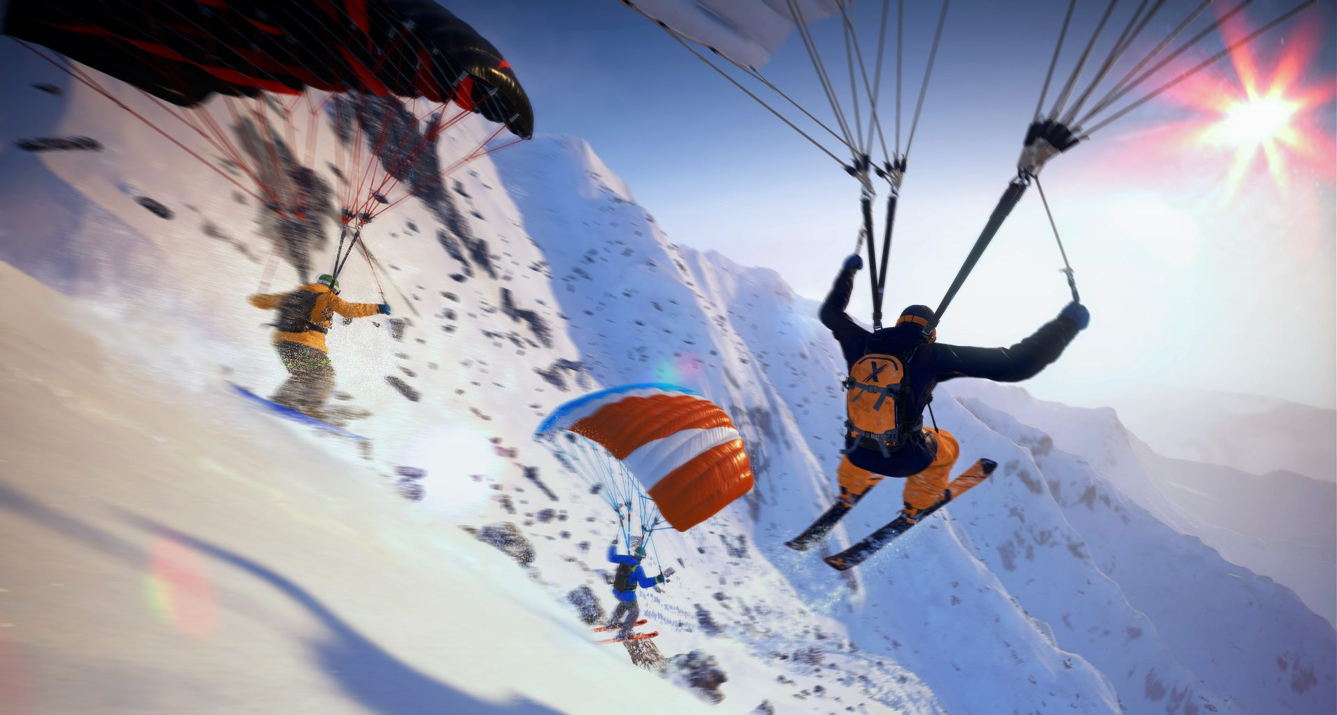 Return To The Slopes With More Content For Steep